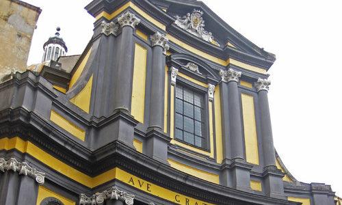 4758-Basilica_della_Santissima_Annunziata_Maggiore_Naples